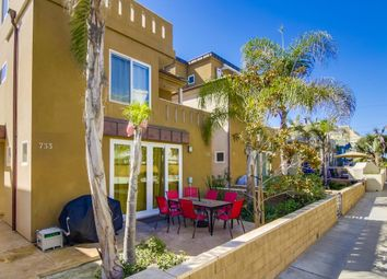 Thumbnail 3 bed property for sale in 733 Jersey Ct, San Diego, Ca, 92109