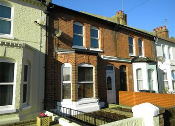 Thumbnail 2 bed terraced house for sale in Windsor Road, Bexhill On Sea, East Sussex