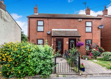 Thumbnail 3 bed semi-detached house for sale in Back Lane, Patrington Haven, Hull