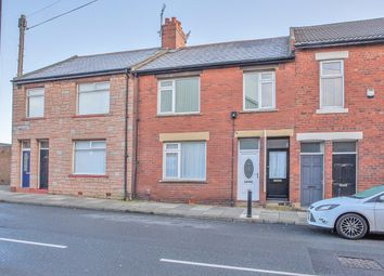 Thumbnail 3 bed flat for sale in Norham Road, North Shields, Tyne And Wear
