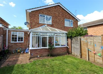 Thumbnail 2 bed semi-detached house for sale in Langdale Close, Lillington, Leamington Spa