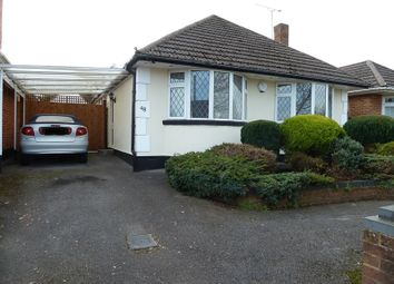 Thumbnail 2 bed detached bungalow for sale in Milford Drive, Bear Cross, Bournemouth