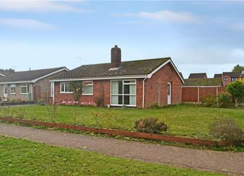 Thumbnail 3 bedroom detached bungalow for sale in Low Road, Wortwell, Harleston