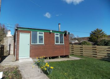 Thumbnail 1 bed bungalow to rent in The Chalet, Porthallow Farm, Talland