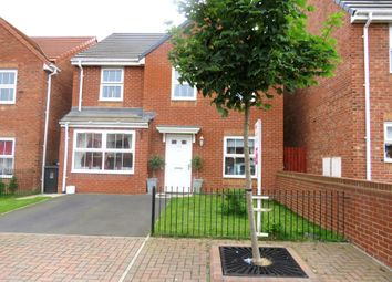 Thumbnail 4 bed detached house for sale in Chatham Road, Hartlepool