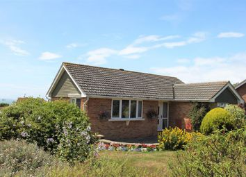 Thumbnail 3 bed detached bungalow for sale in Gurnard Heights, Gurnard, Cowes