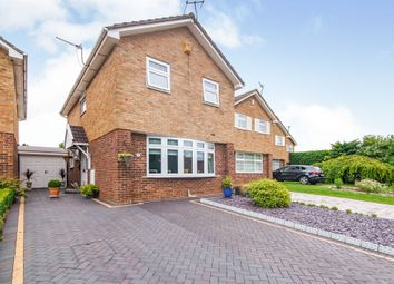 Thumbnail 3 bed detached house for sale in Hencliffe Way, Hanham, Bristol