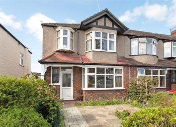 Thumbnail 3 bed property for sale in Westway, Raynes Park