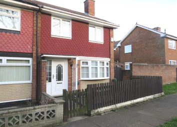 Thumbnail 2 bed end terrace house for sale in Missenden Grove, Middlesbrough