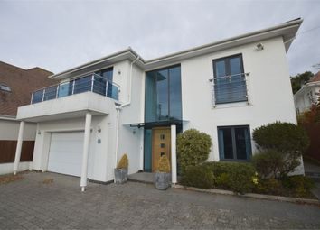 Thumbnail 4 bed detached house to rent in Elms Avenue, Poole, Dorset