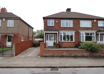 Thumbnail 3 bed semi-detached house for sale in Westkirke Avenue, Scartho, Grimsby