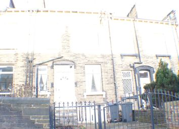 Thumbnail 3 bedroom terraced house to rent in Vine Terrace East, Bradford