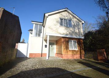Thumbnail 2 bedroom detached house to rent in Inkerman Terrace, Hadleigh, Ipswich