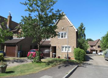 Thumbnail 4 bed detached house for sale in Saddlers Way, Burbage, Marlborough