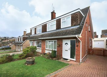Thumbnail 3 bedroom semi-detached house for sale in Netton Close, Plymstock, Plymouth