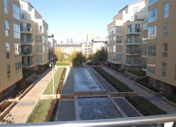 Thumbnail 2 bedroom flat to rent in Water Garden Square, Canada Water