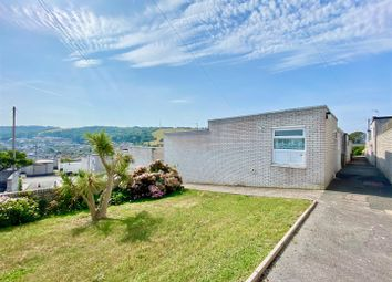 Thumbnail 3 bed terraced bungalow for sale in Stamford Close, Plymouth