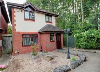 Thumbnail 3 bed detached house for sale in Primrose Woods, Birmingham