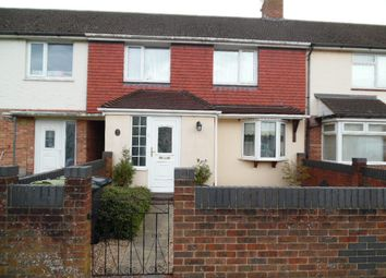 Thumbnail 3 bed terraced house for sale in Kingsworthy Road, Havant
