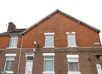 Thumbnail 2 bed flat to rent in Dartmouth Street, Stoke-On-Trent