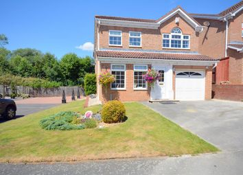 Thumbnail 5 bed detached house for sale in Riverside, South Church, Bishop Auckland