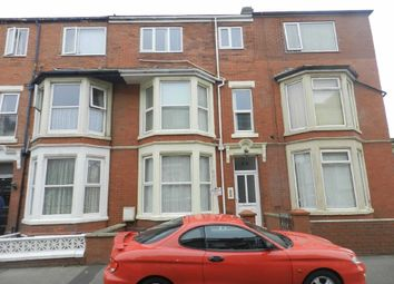 Thumbnail 1 bedroom flat to rent in Osborne Road, South Shore, Blackpool