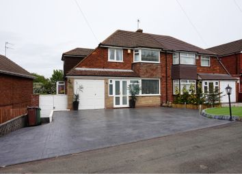 Thumbnail 3 bed semi-detached house for sale in Dovedale Road, Wolverhampton