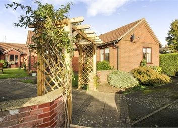 Thumbnail 1 bed semi-detached bungalow for sale in Vicarage Lane, Eaton, Grantham, Leicestershire