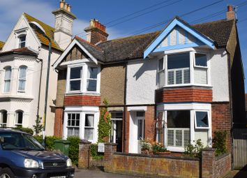 Thumbnail 3 bed semi-detached house for sale in St. Leonards Road, Hythe