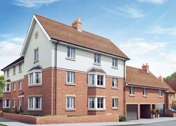 "Thumbnail 2 bedroom flat for sale in ""Amble"" at Greenkeepers Road, Biddenham, Bedford"