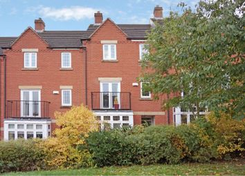 Thumbnail 4 bed town house for sale in Spinners Way, Shepshed