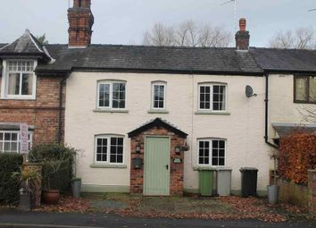 Thumbnail 2 bed cottage to rent in Hall Lane, Mobberley, Knutsford