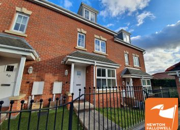 4 bed terraced house for sale in Samian Close, Worksop S81