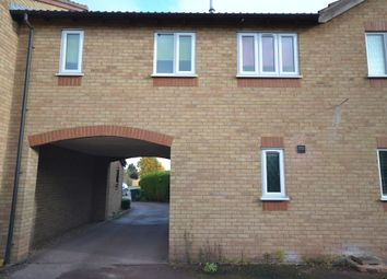Thumbnail 1 bed terraced house to rent in Vermuyden Gardens, Sutton, Ely
