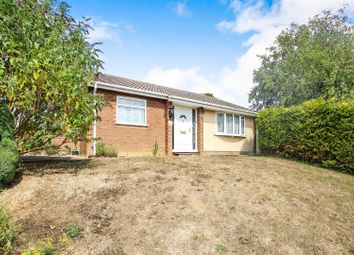 Thumbnail 3 bed detached bungalow for sale in Parsons Drive, Ellington, Huntingdon