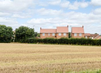 Thumbnail 4 bedroom detached house for sale in Westgate Gardens, Wymondham