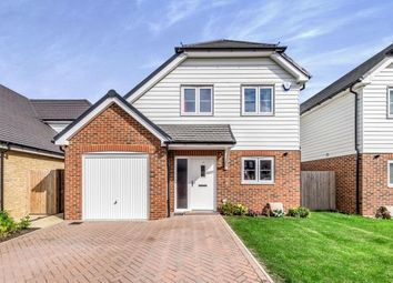 Thumbnail 4 bed detached house for sale in Deane Close, Sittingbourne, Kent, .