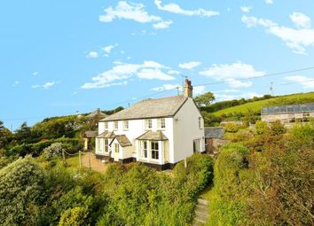 Thumbnail 4 bed detached house for sale in Tintagel, Cornwall, England