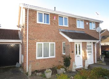 Thumbnail 3 bed semi-detached house for sale in Cowley Close, Southampton