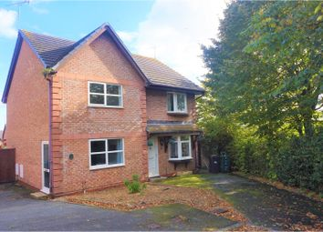 Thumbnail 2 bed semi-detached house for sale in Conolly Close, Llandudno