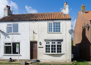 Thumbnail 2 bed cottage for sale in High Street, Easington, Hull