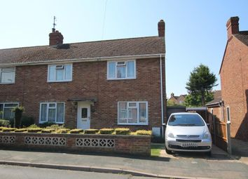 Thumbnail 3 bedroom semi-detached house for sale in Hereward Street, Ely