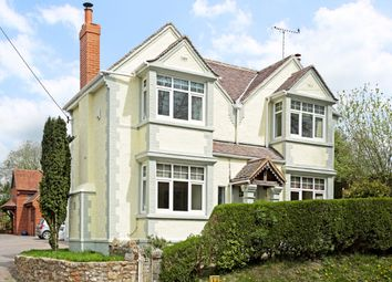 Thumbnail 5 bedroom detached house to rent in The Gables, High Street, Ogbourne St. George, Marlborough