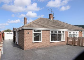 Thumbnail 2 bed semi-detached bungalow to rent in Westminster Close, Eston