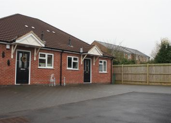 Thumbnail 2 bed semi-detached bungalow for sale in Hill Court, Glenfield, Leicester