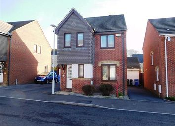Thumbnail 3 bed detached house to rent in Jacobs Road, Hamworthy, Poole