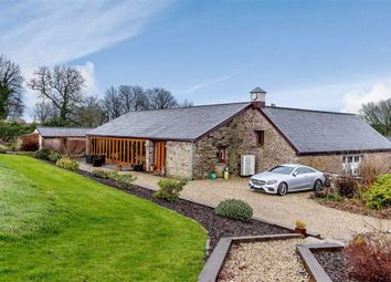 Thumbnail 5 bed detached house for sale in Great House Farm, Earlswood, Monmouthshire