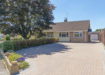 Thumbnail 2 bedroom semi-detached bungalow for sale in Sandford Road, Sittingbourne