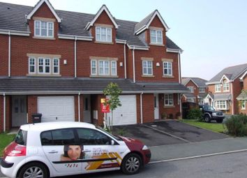 Thumbnail 3 bed town house to rent in Fieldings Close, Wigan