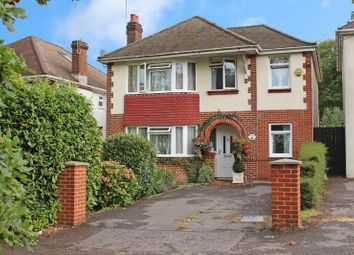 Thumbnail 4 bed detached house for sale in Moorhill Road, West End, Southampton